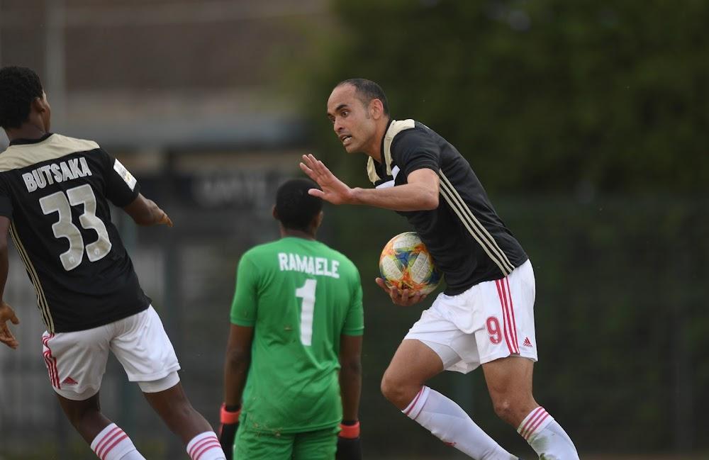 Ajax roar back into contention for promotion putting five past TTM