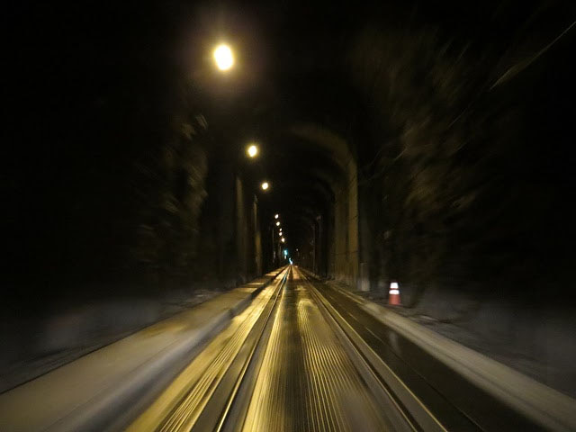 Tunnel to Whittier