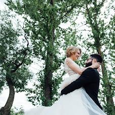 Wedding photographer Olya Aleksina (AleksinaOlga). Photo of 17.05.2018