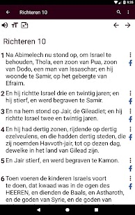 Dutch Bible DSV- screenshot thumbnail