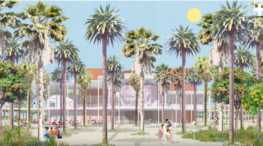 'El Palmeral' es la propuesta elegida para la nueva 'Ciudad de la Cultura'