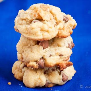 Caramelized Peanut Chocolate Chip Cookies.