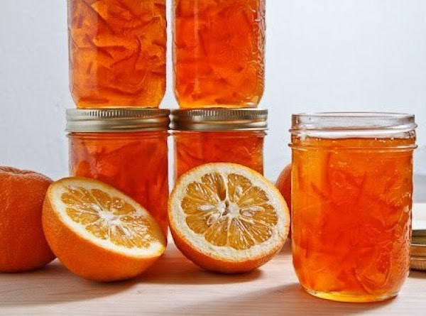 Marmalade:Marmalade is a soft jelly containing small pieces of fruit and peel evenly suspended...