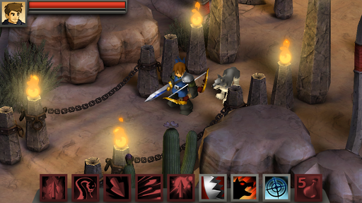 Battleheart Legacy screenshot 1