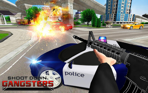US Police Simulator Crime City Cop Car Driving Latest Version APK 6
