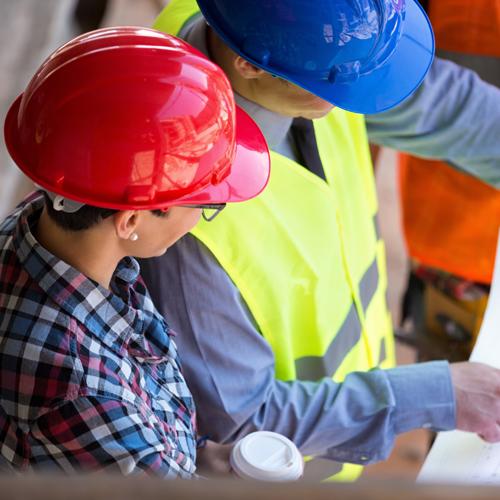 Spotlight on: Women in Construction