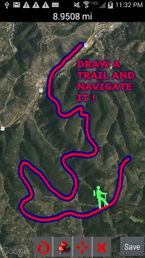 Polaris Navigation GPS screenshot 19