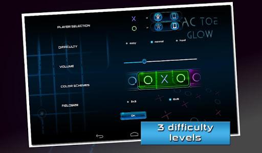 Tic Tac Toe Glow  screenshots 9