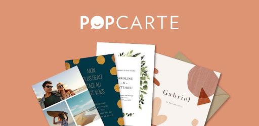 Popcarte - Carte Postale Photo Personnalisée - Applications sur Google Play