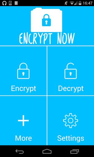 Encrypt Now