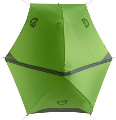 NEMO Hornet 2P Shelter, Green/Gray, 2-person alternate image 2