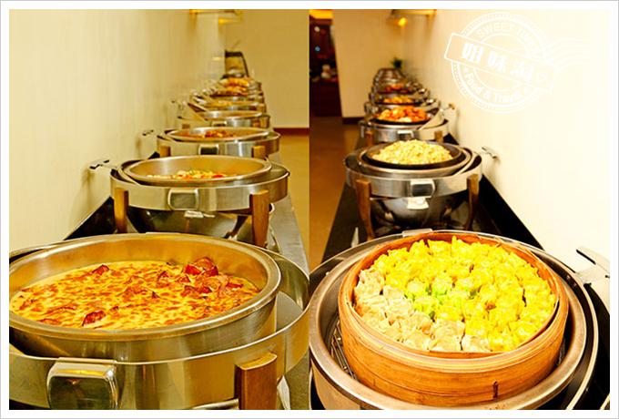 蓮潭國際會館自助式謝師宴