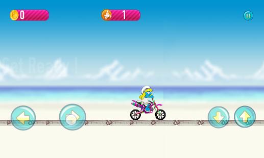 The Crazy SMFRT Drive Motobike - náhled