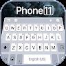 com.ikeyboard.theme.silver.phone_11.pro