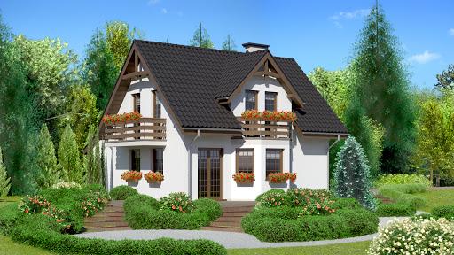 projekt Dom przy Kalinowej 3