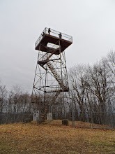 Photo: lookout tower at 3500'