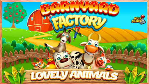 Barnyard Factory - Animal Farm