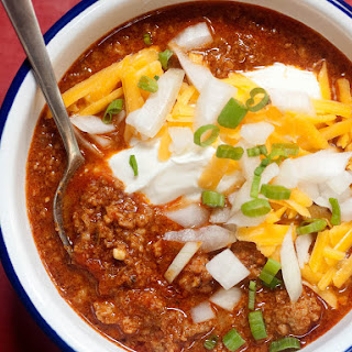 Meat Hook Chili From 'The Meat Hook Meat Book'.
