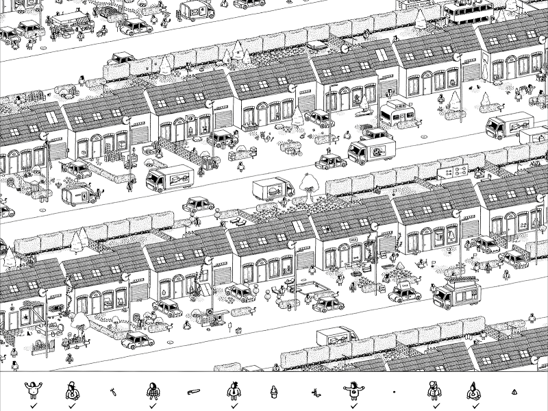 Hidden Folks Screenshot 17