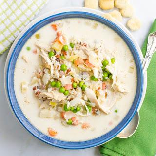 Healthy Creamy Chicken Soup Recipes