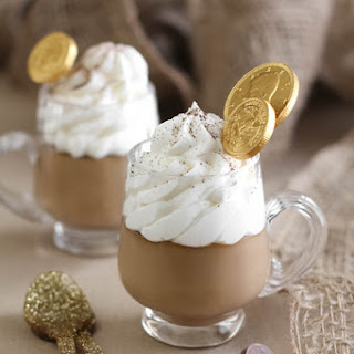 Irish Coffee Pudding