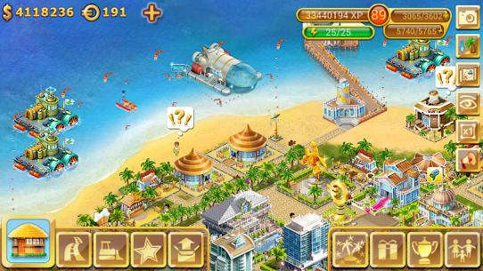 Paradise Island Mod Apk (Unlimited money) 6