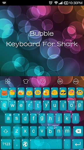 Emoji Keyboard-Bubble