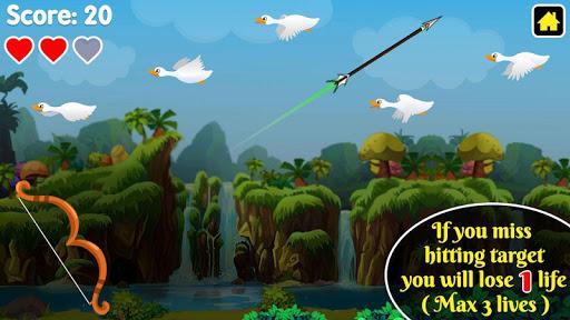 Duck Hunting : King of Archery Hunting Games 1.8 screenshots 2