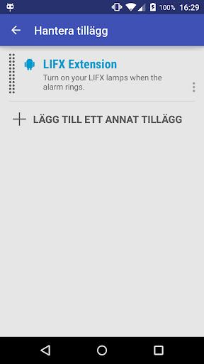 LIFX Extension for Alarmpad