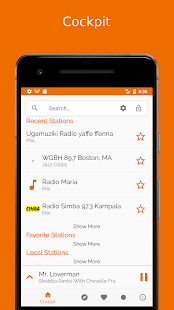 Internet Radio Uganda - náhled