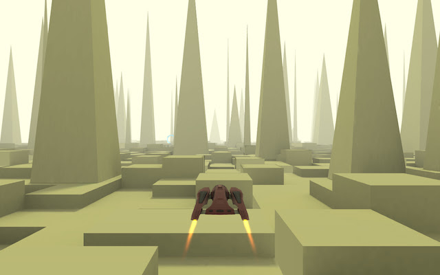 X Racer - Web Game