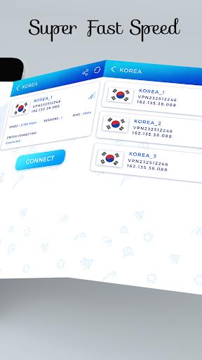 Korea VPN Master - Free Proxy screenshot 3