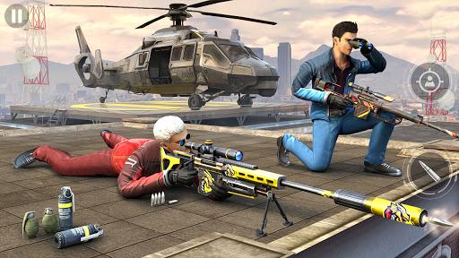 Sniper Shooting Battle 2020 screenshot 1