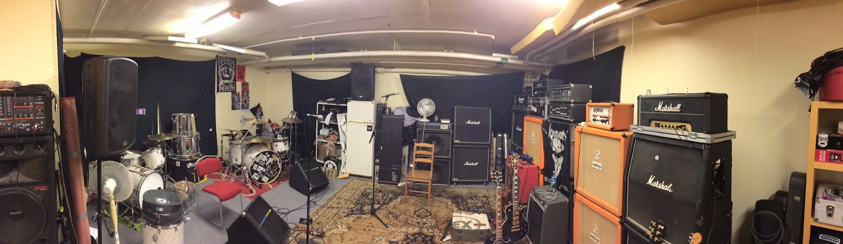 Show Your Man Cave : Show your jam space man cave guitar room page