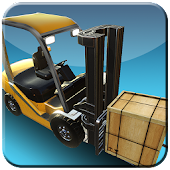 Warehouse Forklift Driver Sim 2017: Real Adventure
