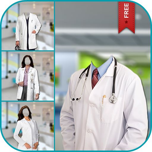 Doctor Suit Photo Editor