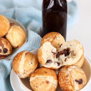 Chocolate Chip Pancake Poppers