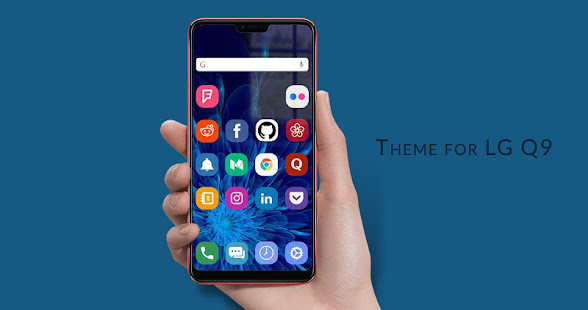 Download Theme for LG Q9 For PC Windows and Mac apk screenshot 1