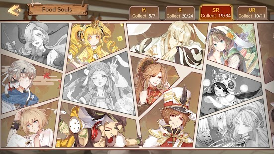 Food Fantasy Screenshot