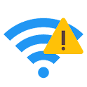 Wi-Fi connectivity test app icon