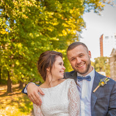 Wedding photographer Aleksandr Shavrov (exsnow). Photo of 08.10.2017