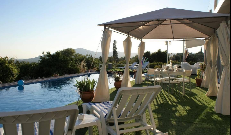 Villa avec piscine en bord de mer Faro
