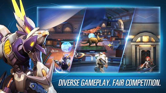 Mobile Battleground: Frontline 3