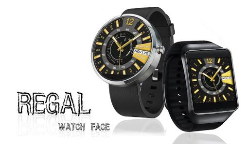 Regal Interactive Watch Face