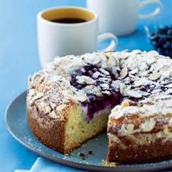 blueberry sour cream coffee cake blueberry sour coffee cake recipe 3 just a pinch 1977