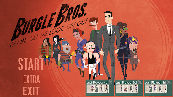 Burgle Bros- screenshot thumbnail