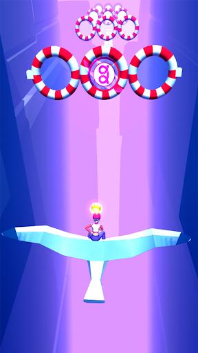 Draw Race 3D - Parkour Game Free  captures d'écran 2