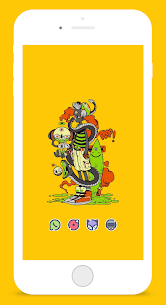 KAMIJARA Sticker Icon Pack (MOD, Paid) v3.5 4