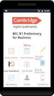 Download Cambridge BEC For PC Windows and Mac apk screenshot 3