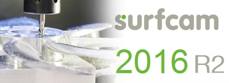 Surfcam 2016 R2 - загрузка моделей в 20 раз быстрее